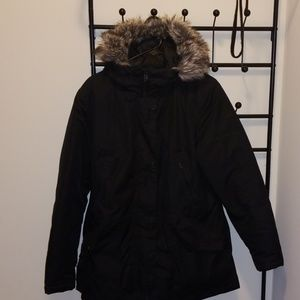 The North Face ladie's parker in an XL